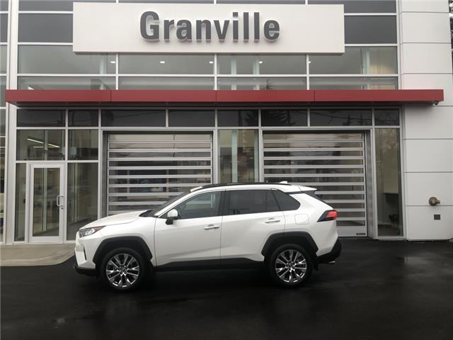 2020 Toyota RAV4 Limited (Stk: 20RA61) in Vancouver - Image 1 of 16