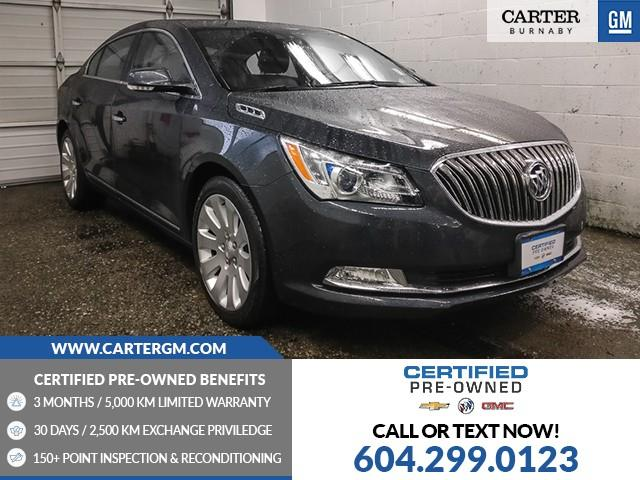 2014 Buick LaCrosse Premium I (Stk: E9-29731) in Burnaby - Image 1 of 23