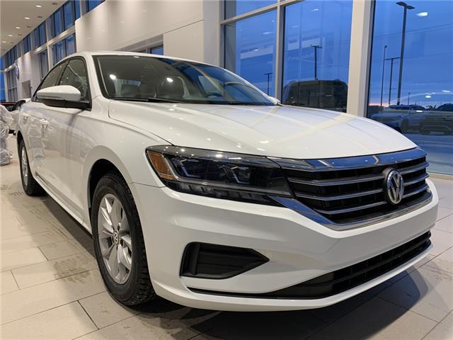 2020 Volkswagen Passat Comfortline (Stk: 70103) in Saskatoon - Image 1 of 6