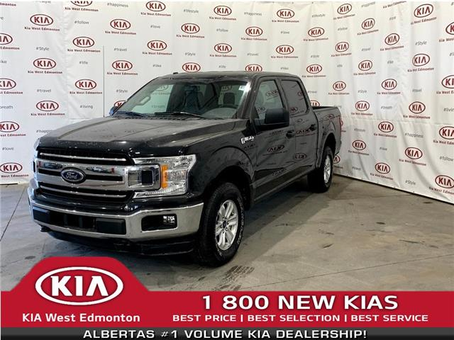 2018 Ford F-150 XLT (Stk: 22756A) in Edmonton - Image 1 of 23
