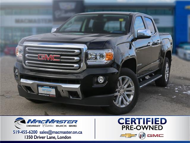 2019 GMC Canyon SLT (Stk: 210118A) in London - Image 1 of 10