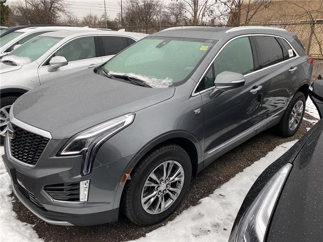 2021 Cadillac XT5 Premium Luxury (Stk: K1B076) in Mississauga - Image 1 of 5