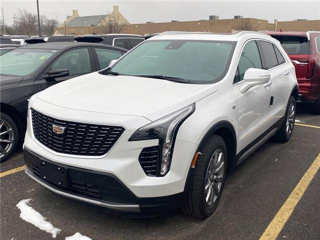 2021 Cadillac XT4 Premium Luxury (Stk: K1D068T) in Mississauga - Image 1 of 5