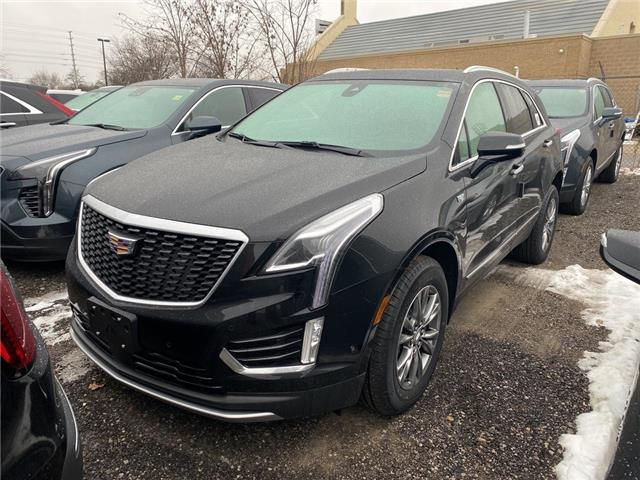 2021 Cadillac XT5 Premium Luxury (Stk: K1B093) in Mississauga - Image 1 of 5