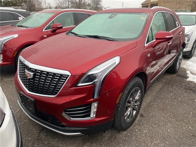 2021 Cadillac XT5 Premium Luxury (Stk: K1B092) in Mississauga - Image 1 of 5