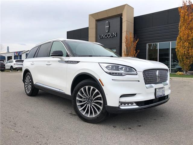2020 Lincoln Aviator Reserve (Stk: VAV19284) in Chatham - Image 1 of 16