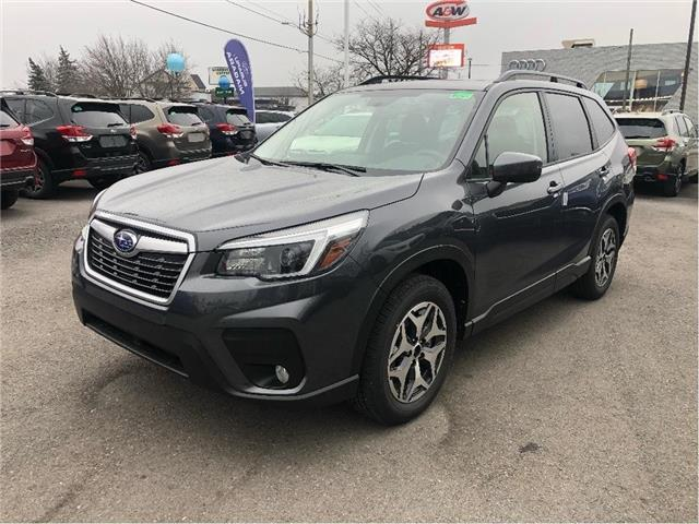 2021 Subaru Forester Touring (Stk: S5708) in St.Catharines - Image 1 of 15