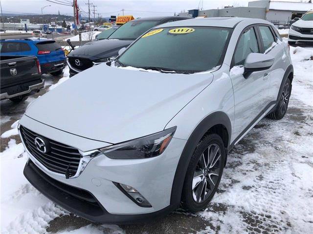 2017 Mazda CX-3 GT (Stk: MU914) in Mont-Laurier - Image 1 of 11