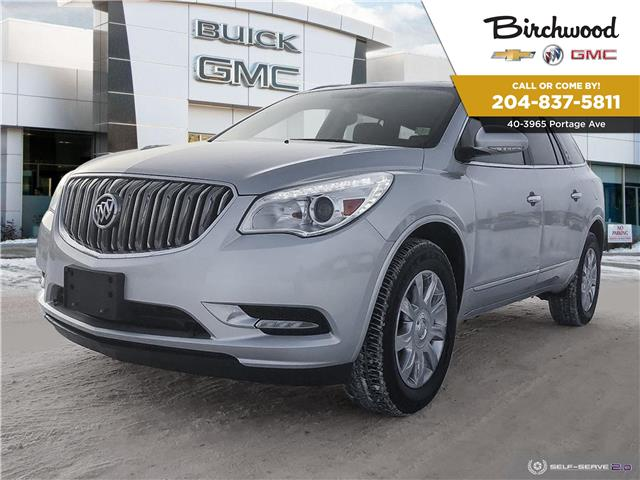 2017 Buick Enclave Leather (Stk: F3MPGU) in Winnipeg - Image 1 of 25