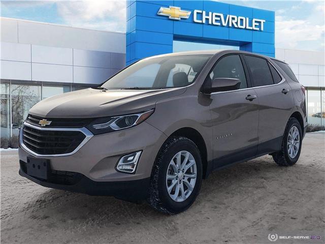 2019 Chevrolet Equinox 1LT (Stk: F3RVJB) in Winnipeg - Image 1 of 26