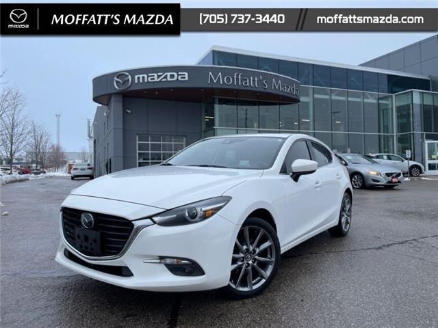 2018 Mazda Mazda3 Sport GT (Stk: P8802AA) in Barrie - Image 1 of 26