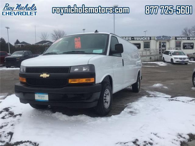 2020 Chevrolet Express 2500 Work Van (Stk: P6656) in Courtice - Image 1 of 15