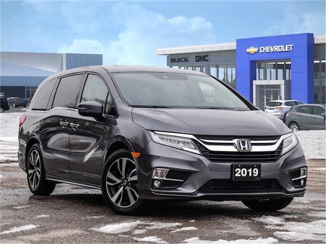 2019 Honda Odyssey Touring (Stk: 175159A) in Markham - Image 1 of 30