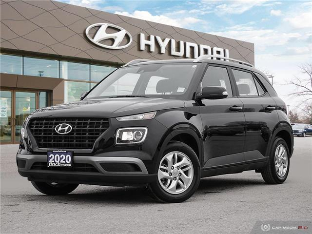 2020 Hyundai Venue Preferred (Stk: 98506) in London - Image 1 of 27