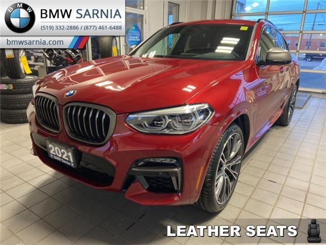 2021 BMW X4 M40i (Stk: BF2130) in Sarnia - Image 1 of 15