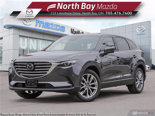 2021 Mazda CX-9 GS-L (Stk: 21108) in North Bay - Image 1 of 23