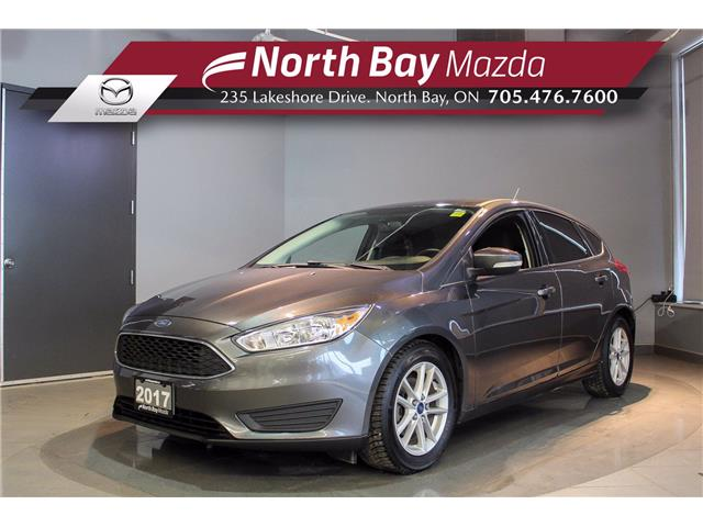 2017 Ford Focus SE (Stk: U6742A) in North Bay - Image 1 of 23