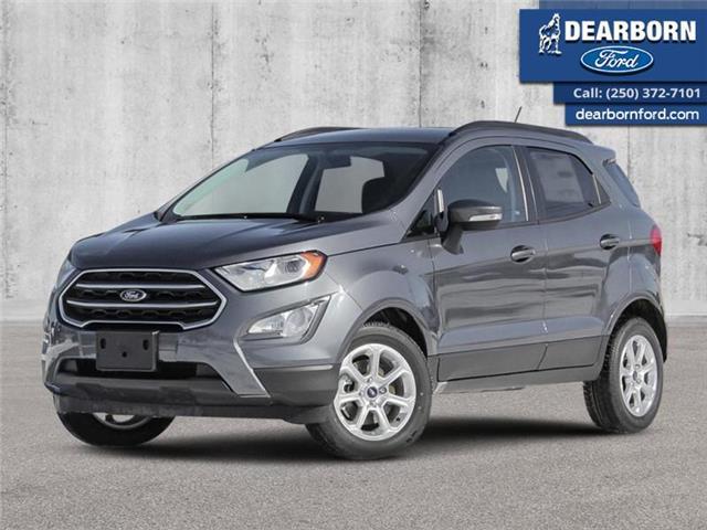 2020 Ford EcoSport SE (Stk: SL456) in Kamloops - Image 1 of 23