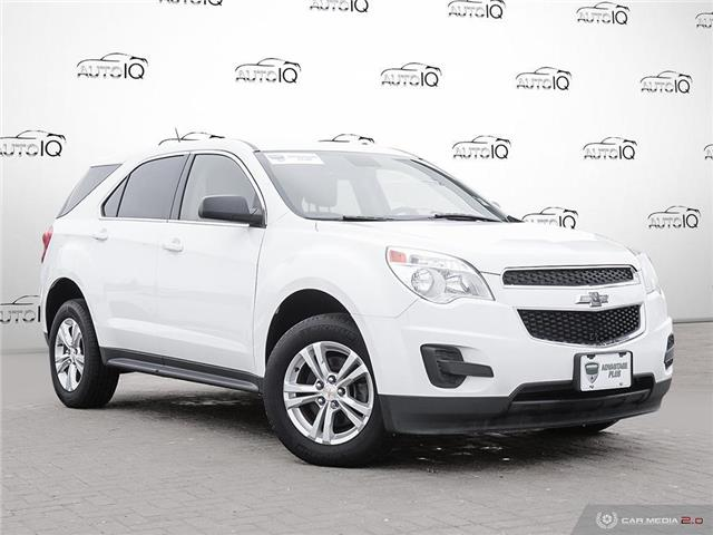 2015 Chevrolet Equinox LS (Stk: U0411A) in Barrie - Image 1 of 25