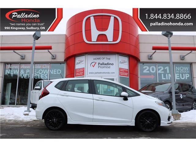 2018 Honda Fit Sport (Stk: U9865) in Sudbury - Image 1 of 35