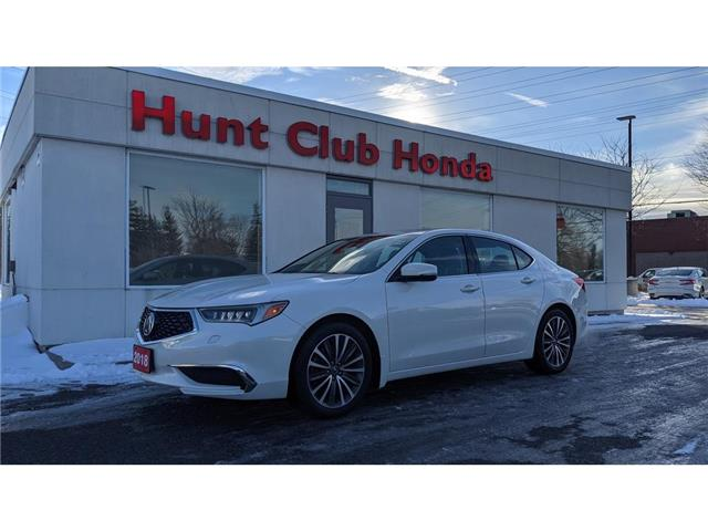 2018 Acura TLX Tech (Stk: 7682A) in Gloucester - Image 1 of 26