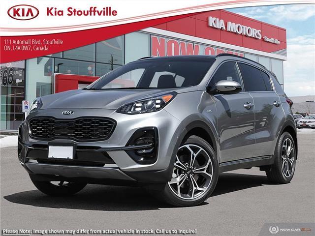 2021 Kia Sportage SX (Stk: 21175) in Stouffville - Image 1 of 23