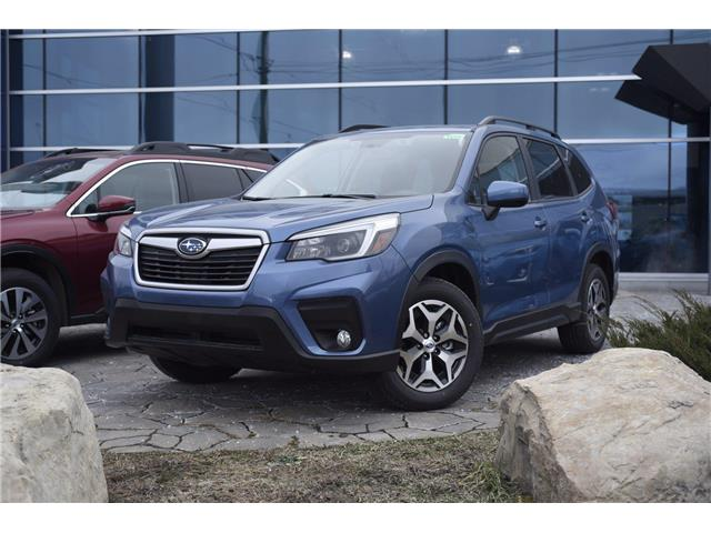 2021 Subaru Forester Touring (Stk: SM216) in Ottawa - Image 1 of 26