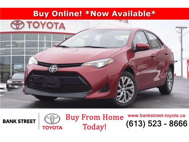 2018 Toyota Corolla LE (Stk: 28527A) in Ottawa - Image 1 of 22