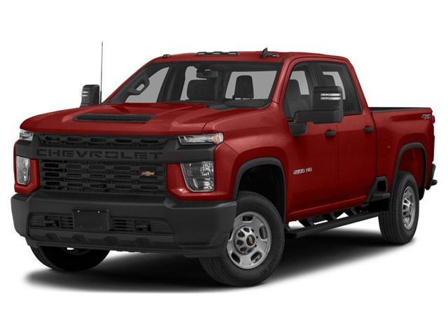2021 Chevrolet Silverado 2500HD Work Truck (Stk: GH210246) in Mississauga - Image 1 of 9
