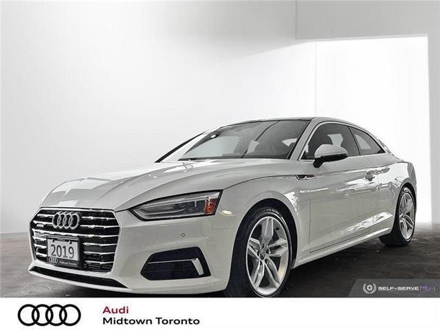 2019 Audi A5 45 Progressiv (Stk: P8674) in Toronto - Image 1 of 22