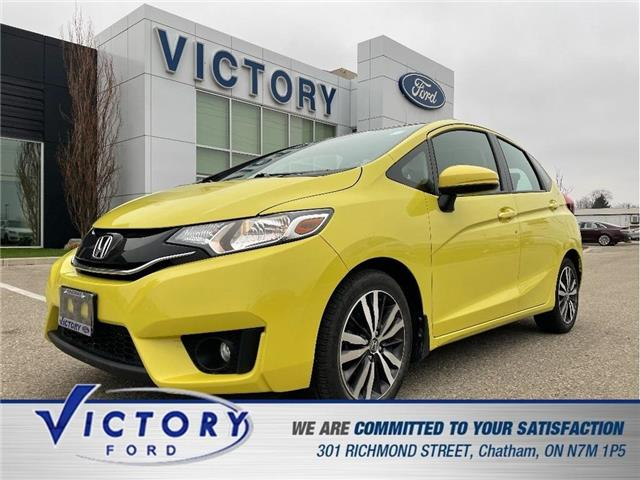 2016 Honda Fit EX (Stk: V19987A) in Chatham - Image 1 of 26