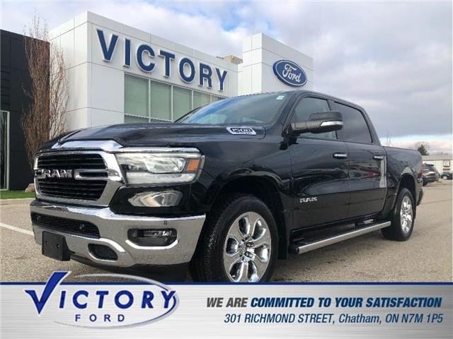 2019 RAM 1500 Big Horn (Stk: V7902) in Chatham - Image 1 of 19