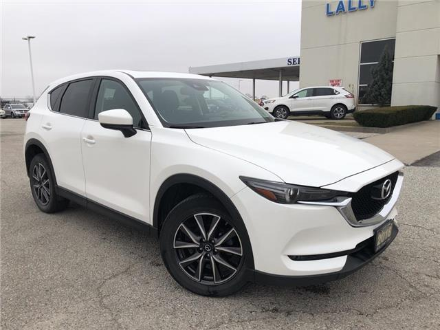 2018 Mazda CX-5 GT (Stk: S10594R) in Leamington - Image 1 of 26