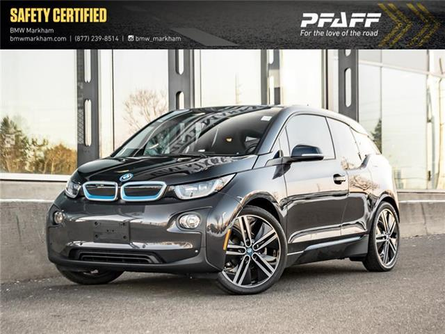 2015 BMW i3 Base (Stk: U13894) in Markham - Image 1 of 22