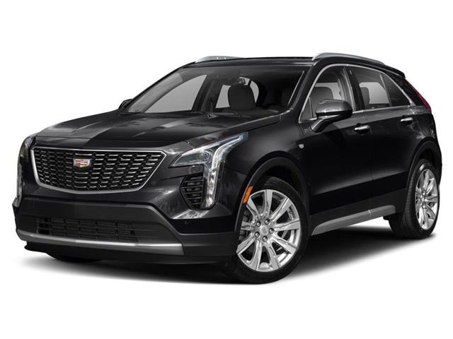 2021 Cadillac XT4 Luxury (Stk: 21-338) in Kelowna - Image 1 of 9
