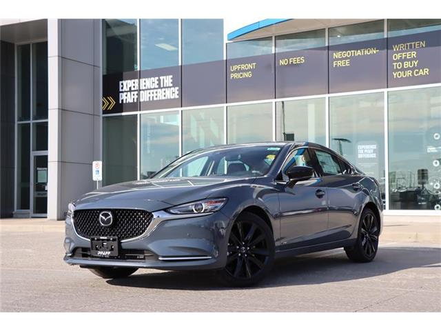 2021 Mazda MAZDA6 Signature (Stk: LM9772) in London - Image 1 of 22