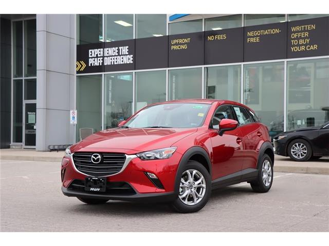 2021 Mazda CX-3 GS (Stk: LM9798) in London - Image 1 of 21