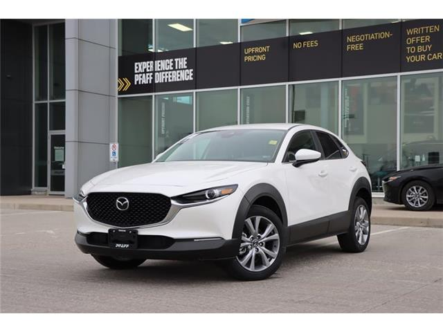 2021 Mazda CX-30 GS (Stk: LM9802) in London - Image 1 of 21