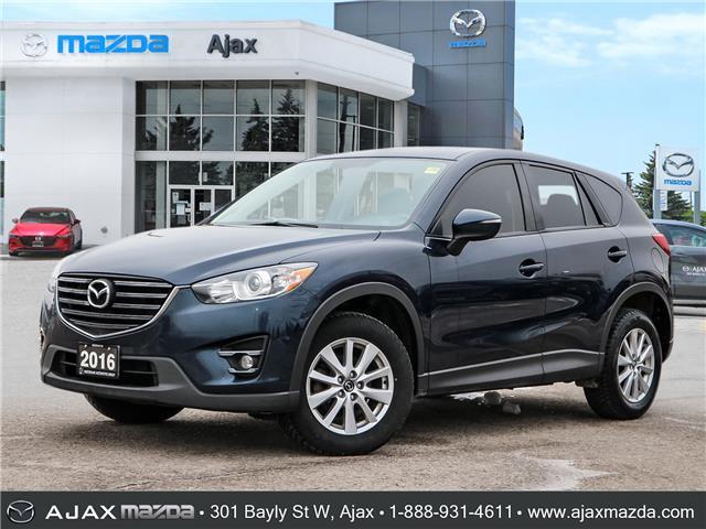 2016 Mazda CX-5 GS (Stk: P5687) in Ajax - Image 1 of 30