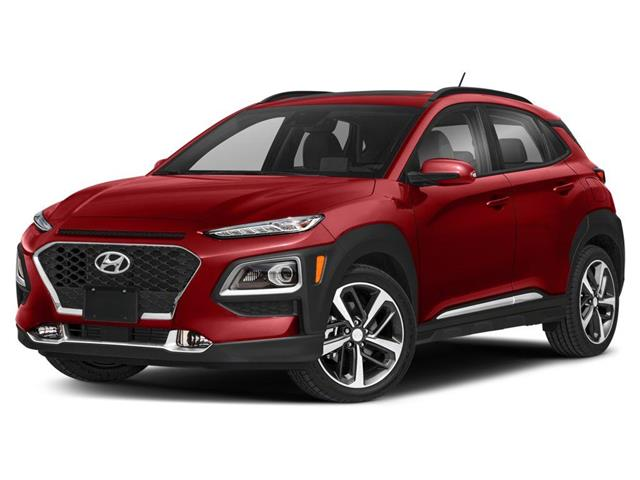 2021 Hyundai Kona 1.6T Ultimate w/Red Colour Pack (Stk: 40167) in Saskatoon - Image 1 of 9
