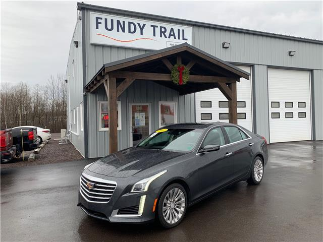 2017 Cadillac CTS 3.6L Luxury (Stk: -) in Sussex - Image 1 of 11