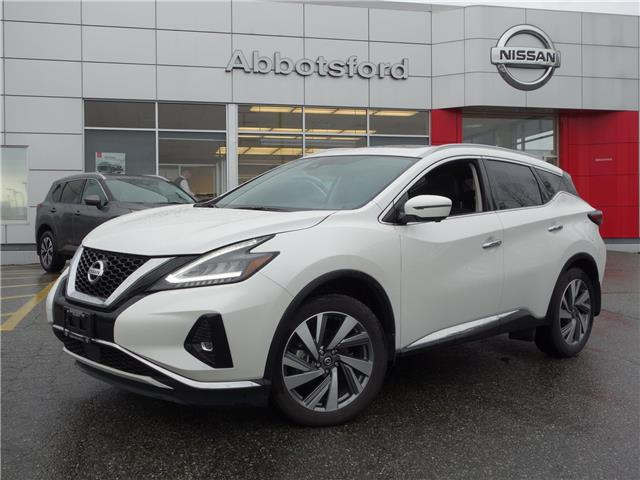 2020 Nissan Murano SL (Stk: A21032A) in Abbotsford - Image 1 of 29