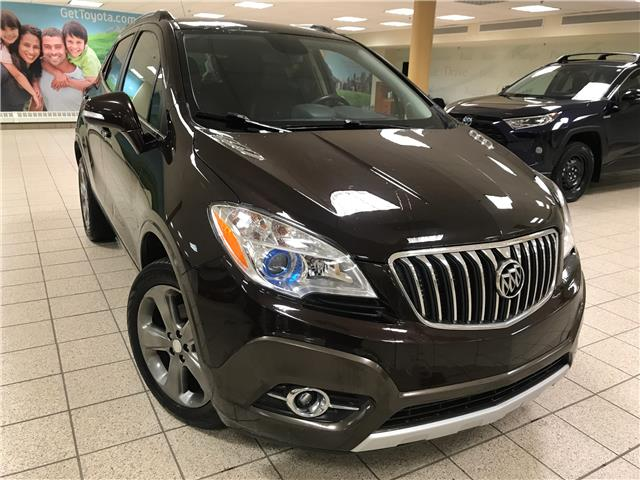 2014 Buick Encore Convenience (Stk: 5921A) in Calgary - Image 1 of 11
