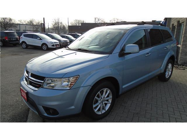 2013 Dodge Journey SXT/Crew (Stk: 5363A) in Sarnia - Image 1 of 14
