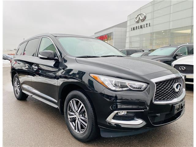 2018 Infiniti QX60 Base (Stk: H9497A) in Thornhill - Image 1 of 21