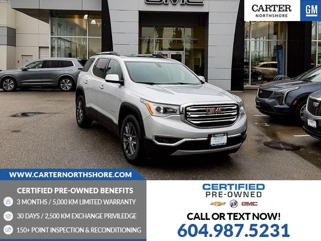 2019 GMC Acadia SLT-1 (Stk: 974840) in North Vancouver - Image 1 of 28