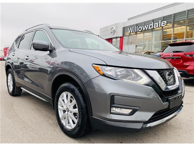 2017 Nissan Rogue SV (Stk: N1351A) in Thornhill - Image 1 of 20