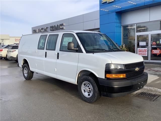 2021 Chevrolet Express 2500 Work Van (Stk: 21-519) in Listowel - Image 1 of 15