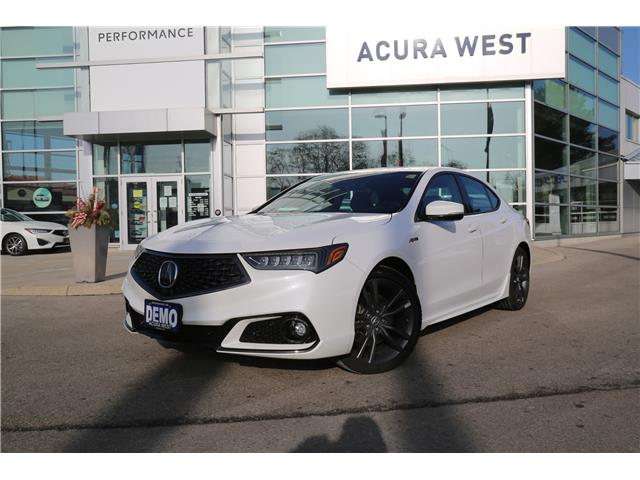 2020 Acura TLX Elite A-Spec (Stk: 20097) in London - Image 1 of 23