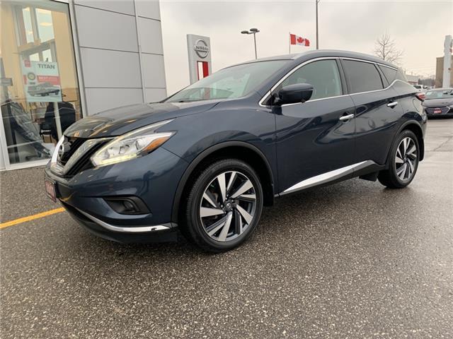 2017 Nissan Murano Platinum 5N1AZ2MH0HN103273 HN103273L in Bowmanville